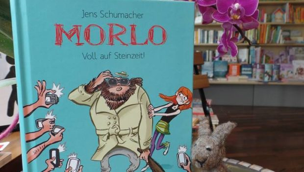 Morlo - Voll auf Steinzeit
